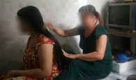 bé gái 13 tuổi bị hàng xóm cưỡng dâm tới mang thai, bé 13 tuổi mang thai