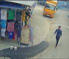 Nghi can giết cô gái 23 tuổi bất ngờ lộ diện qua CCTV