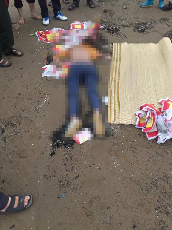 Xót xa cô gái mất tích bí ẩn đã được tìm thấy xác bên bờ biển