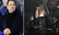 TIN NHANH 29/10: Chủ tịch Vichai qua đời sau tai nạn máy bay thảm khốc