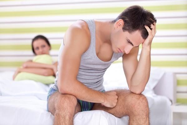 Khướu giác kém một trong những biểu hiện của bệnh yếu sinh lý ở nam giới