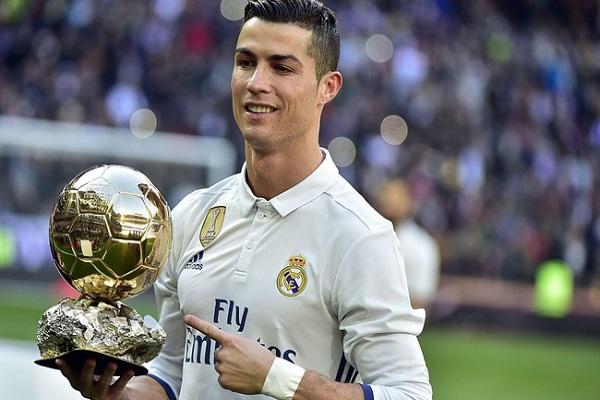 Ronaldo ghi nhiều bàn nhất tại Juventus