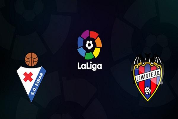 Nhận định Eibar vs Levante