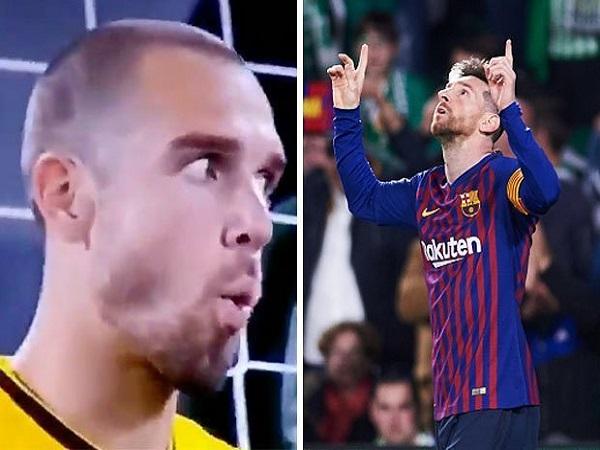 Messi - Chuyên gia sút phạt nổi lên từ việc rê bóng