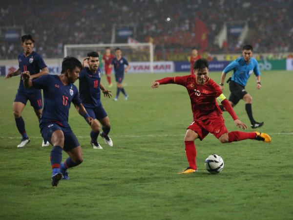 U23 Việt Nam vượt lên so với Đông Nam Á, khác biệt ở Quang Hải