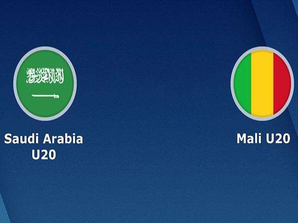 Nhận định U20 Saudi Arabia vs U20 Mali, 1h30 ngày 29/05