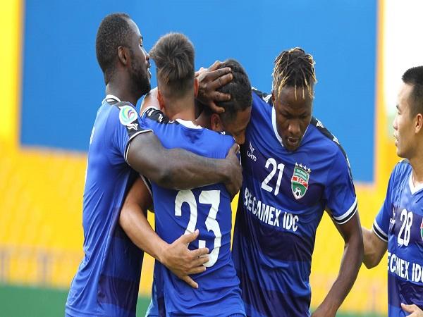 Hà Nội FC, Bình Dương thành công tại AFC Cup