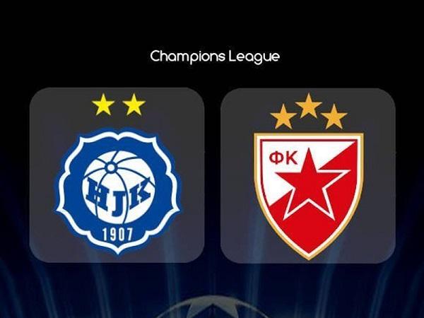 Nhận định HJK Helsinki vs Crvena Zvezda, 23h00 ngày 31/07