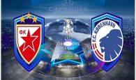 Soi kèo Crvena Zvezda vs FC Copenhagen, 1h45 ngày 7/08