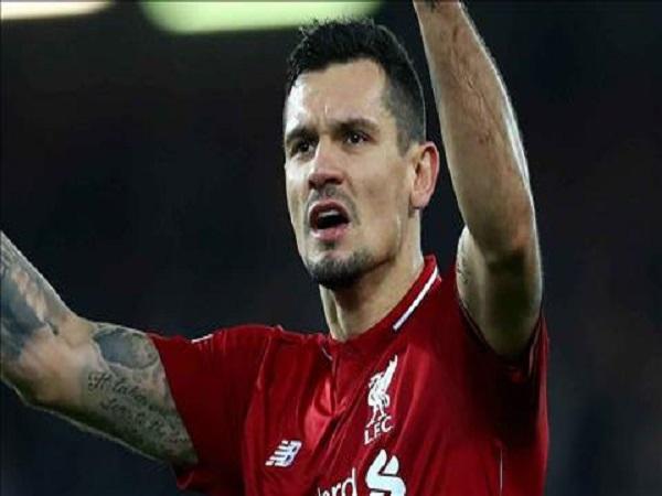 AS Roma gửi tới Liverpool đề nghị cuối cùng cho Dejan Lovren
