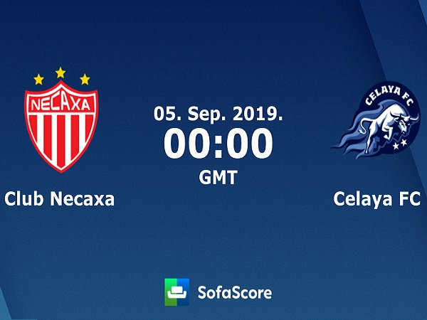 Nhận định Necaxa vs Celaya, 7h00 ngày 5/09