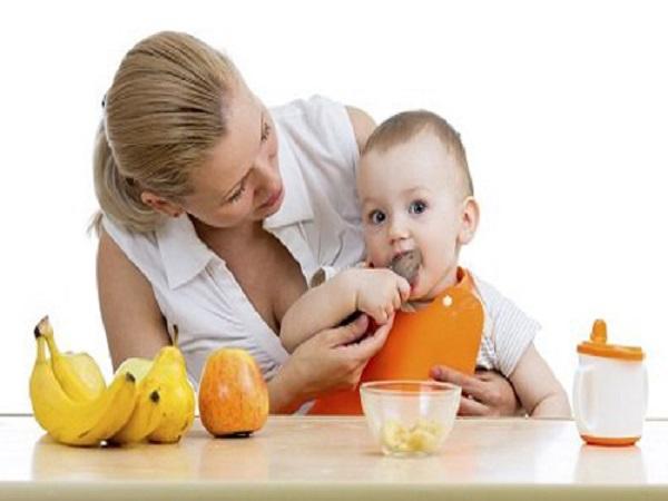 Lợi ích của chuối đối với trẻ ăn dặm