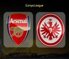 Soi kèo Arsenal vs Eintracht Frankfurt 3h00, 29/11 (Europa League)