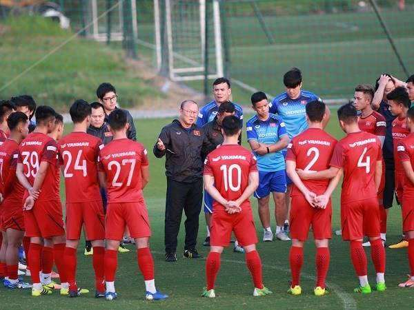 ĐT Việt Nam lập cột mốc mớitrên BXH FIFA