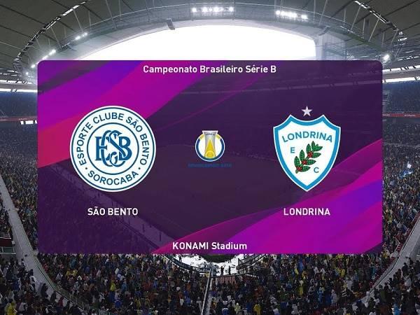 Nhận định Sao Bento vs Londrina, 5h15 ngày 22/11