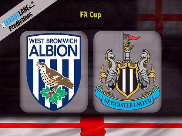 Soi kèo West Brom vs Newcastle 3h00, 4/03 (Cúp FA)