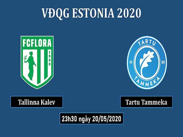 Nhận định Flora Tallinn vs Tartu JK, 23h30 ngày 20/5