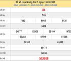 Phân Phân tích KQXSHG- xổ số hậu giang thứ 7 ngày 23/05 chuẩnKQXSHG- xổ số hậu giang thứ 7 ngày 23/05 chuẩn