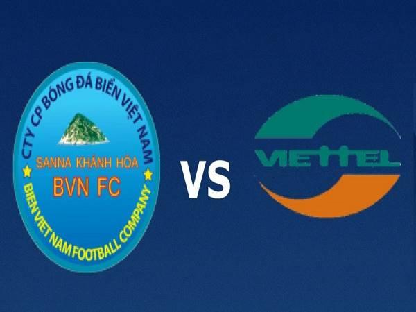 Nhận định Khánh Hòa vs Viettel 17h00, 25/05 (Cúp QG Việt Nam)
