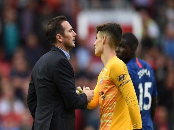 Chelsea khó xử với thủ môn đắt nhất thế giới