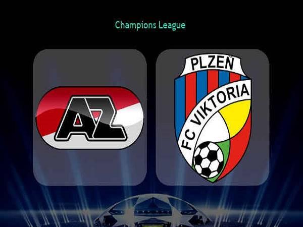 Nhận định AZ Alkmaar vs Viktoria Plzen 21h30, 26/08 - Champions League