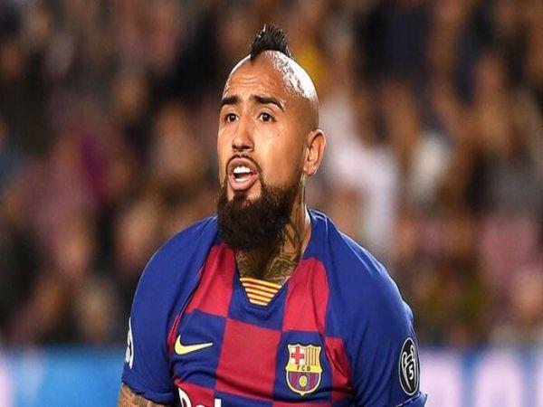 Tin bóng đá sáng 14/9: Vidal từ chối nhận lương ở Barca