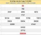 Nhận định KQXSBL ngày 20/10/2020- xổ sổ bạc liêu