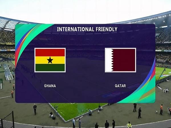 Soi kèo Ghana vs Qatar 22h30, 12/10 - Giao hữu quốc tế