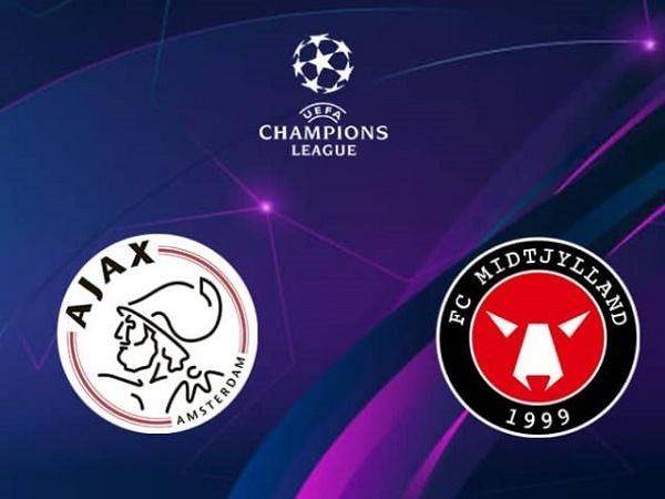 Soi kèo Ajax vs Midtjylland - 03h00, 26/11/2020
