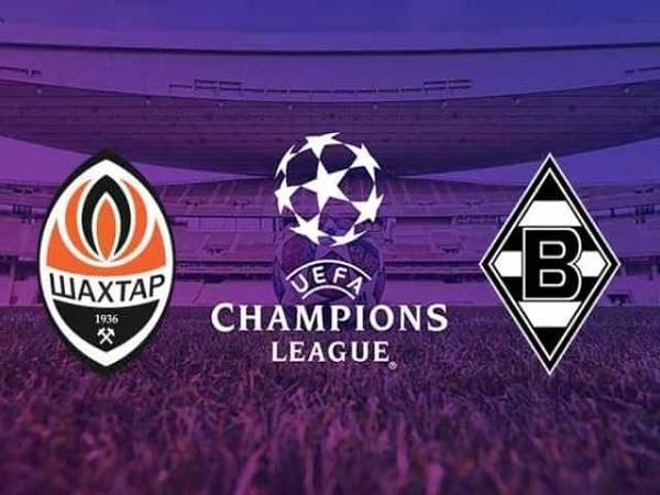Soi kèo Shakhtar Donetsk vs M'gladbach 0h55 ngày 04/11, cúp C1