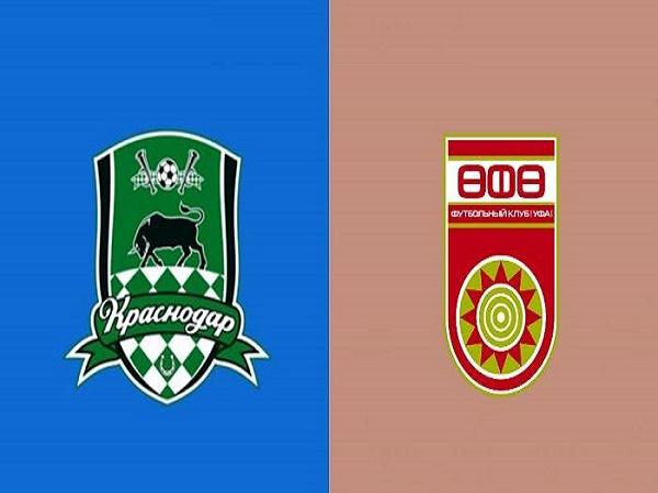 Soi kèo Krasnodar vs Ufa – 22h00 17/12, VĐQG Nga