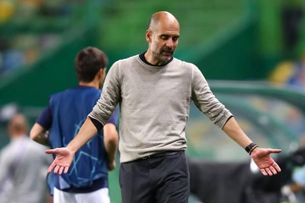 Man City thất bại Champions League bởi sai lầm của Pep Guardiola