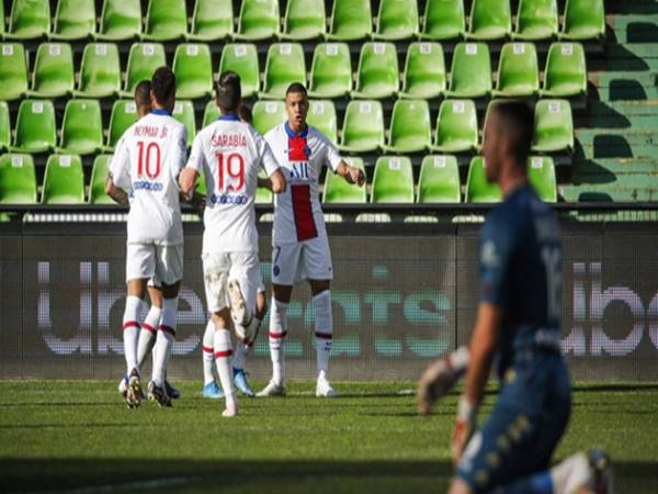Tin thể thao 10/5: CLB PSG thắng nhẹ nhàng Metz tại giải Ligue 1