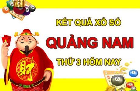 Soi cầu XSQNM 15/6/2021 chốt lô VIP Quảng Nam