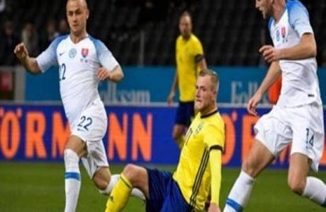 Soi kèo bóng đá Thụy Điển vs Slovakia, 20h ngày 18/6