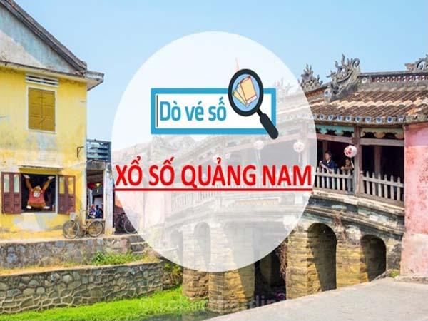 Cách dò vé số Quảng Nam ngày hôm nay nhanh nhất chính xác nhất