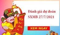 Đánh giá dự đoán SXMB 27/7/2021