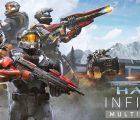 Halo Infinite trình diễn lối chơi Xbox One đầu tiên