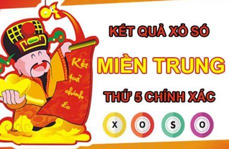 Dự đoán XSMT 29/7/2021 thứ 5 chốt lô VIP miền Trung