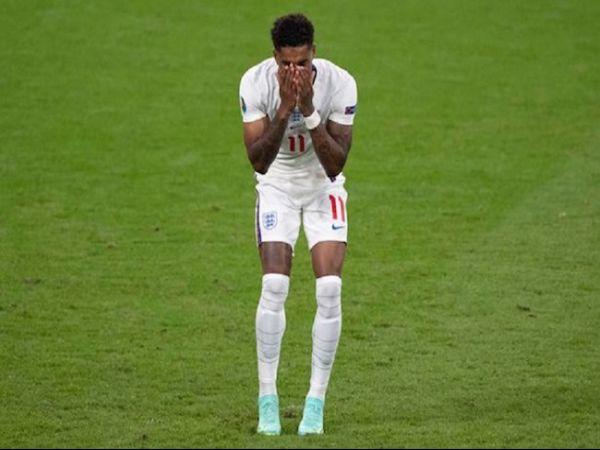 Bóng đá QT trưa 16/7: Saka trải lòng về việc đá hỏng penalty