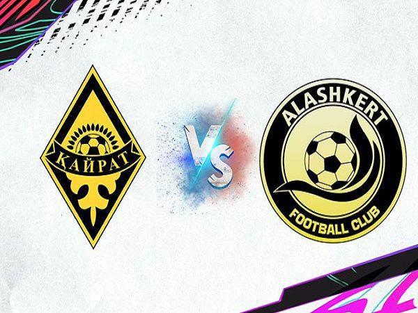 Soi kèo Kairat Almaty vs Alashkert – 21h00 05/08, Cúp C2 Châu Âu