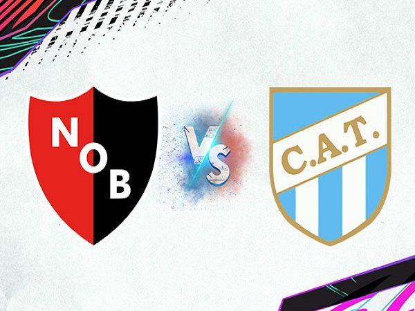 Soi kèo Newell's Old Boys vs Tucuman – 00h30 31/08, VĐQG Argentina