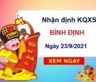 Nhận định KQXSBDI ngày 23/9/2021