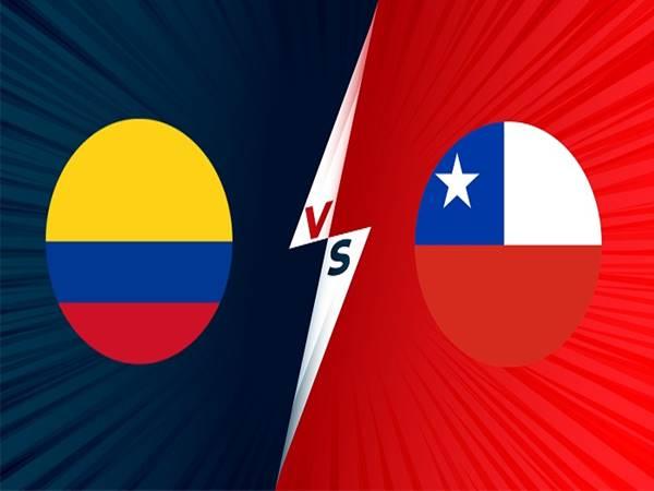 Soi kèo Châu Á Colombia vs Chile, 06h00 ngày 10/9 VL WC 2022