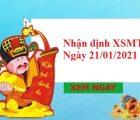 Nhận định chính xác XSMT 21/01/2021