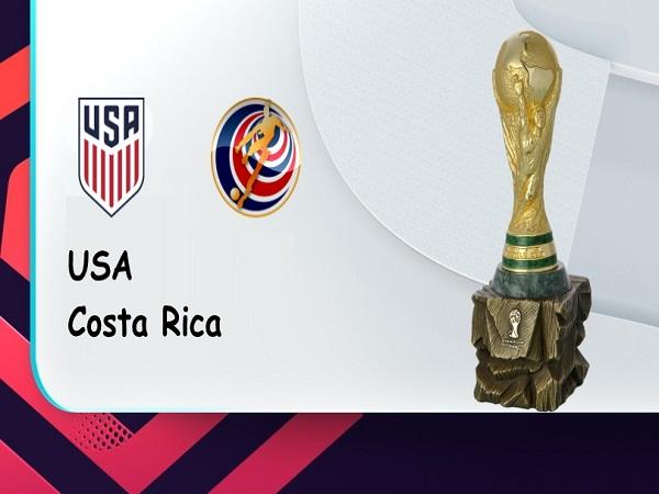 Tip kèo Mỹ vs Costa Rica – 06h00 14/10, VL World Cup 2022